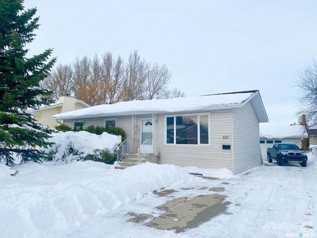 487 Steele Crescent in Swift Current - House For Sale : MLS# sk833945