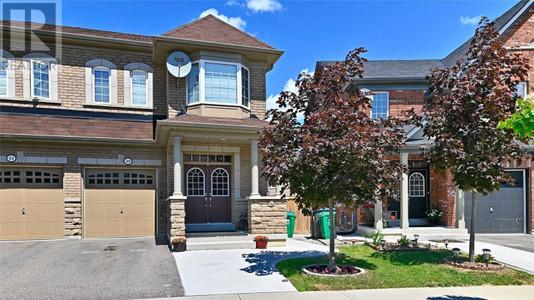 49 Delambray St, Brampton, Ontario, L6R3R4