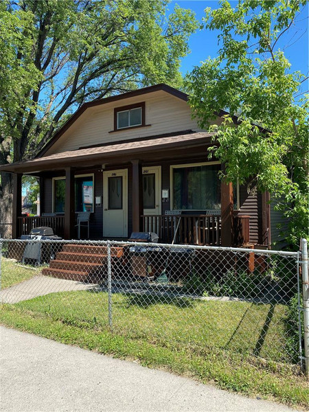 525 Redwood Avenue, North End, Winnipeg