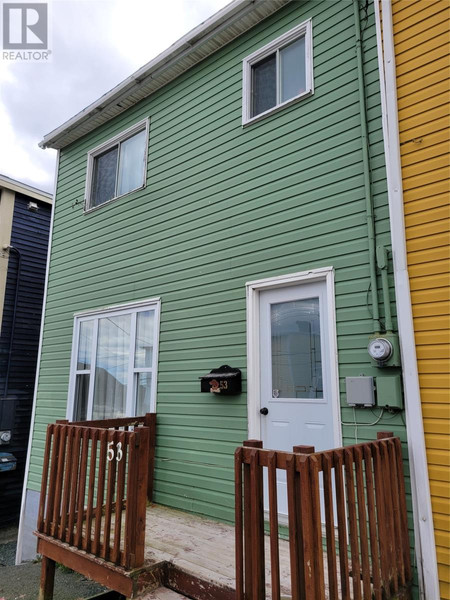 53 Flower Hill in St John S, NL : MLS# 1229937