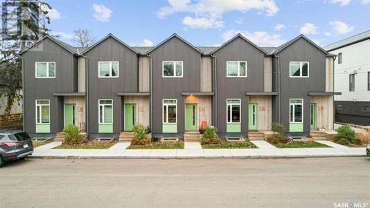 534 F Ave S, Riversdale, Saskatoon