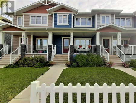 5437 Gordon Rd in Regina - Townhouse For Sale : MLS# sk842996