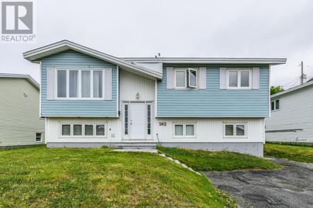 562 Newfoundland Drive, St John S