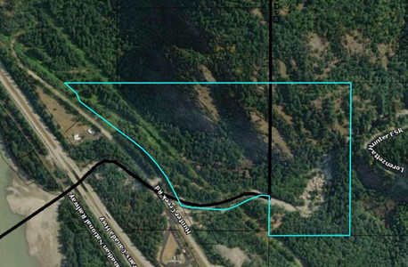 59850 Hunter Creek Road in Hope - Vacant Land For Sale : MLS# c8034569