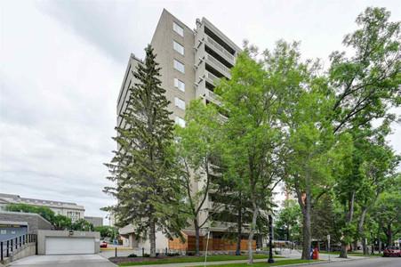 602 9809 110 St Nw, Oliver, Edmonton, Alberta, T5K2J9