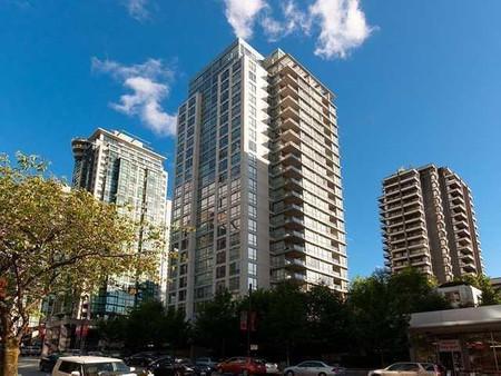 607 1420 W Georgia Street, Vancouver, British Columbia, V6G3K4