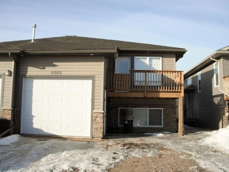 6502 A 47 St in Cold Lake - Townhouse For Sale : MLS# e4230391