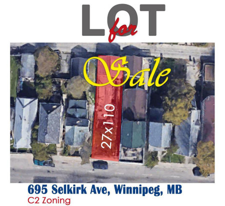 695 Selkirk Ave Winnipeg