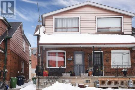 72 Donald Ave N Toronto