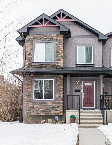 721 23 Avenue Nw in Calgary - Townhouse For Sale : MLS# a1072091