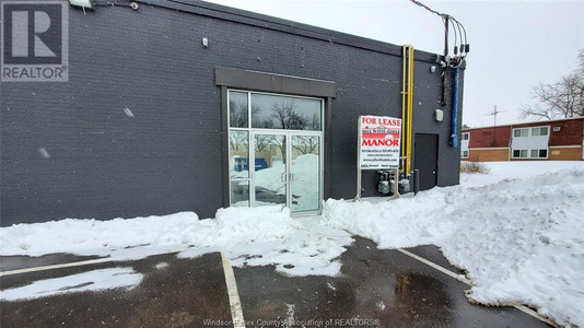 7405 Tecumseh Road East Unit 3 in Windsor - Commercial For Rent : MLS# 21001855