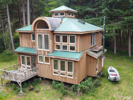 826 Apple Orchard Way, 10 Mudge Island (Zone 4), Mudge Island, British Columbia, V0R1X7