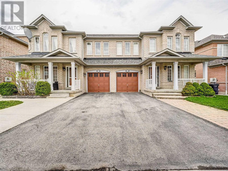 85 Starhill Cres in Brampton, ON : MLS# w5218484