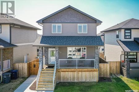 919 Kloppenburg Cres, Evergreen, Saskatoon