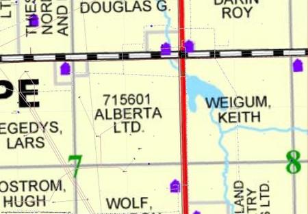 Hi Way 582 Road, Rural Kneehill County, Alberta, T0M1J0