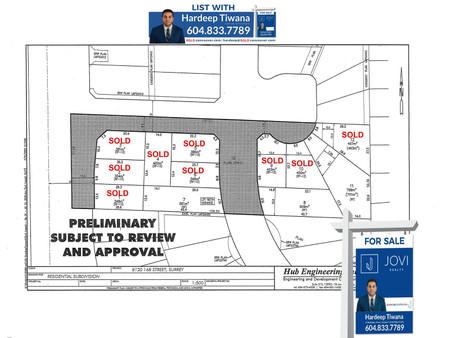 Lot 7 8120 168 Street, Surrey