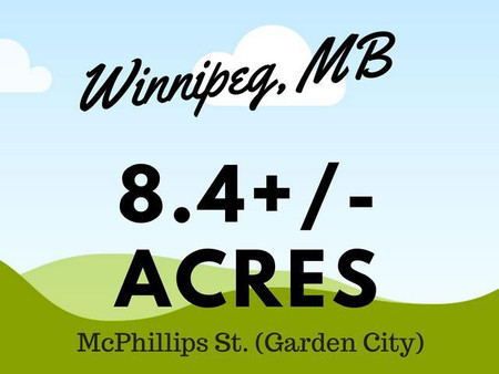 Mcphillips St in Winnipeg - Vacant Land For Sale : MLS# 202102219