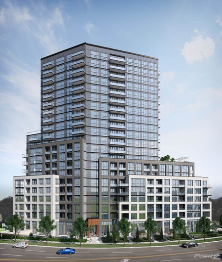Stella At Southside Condos in Brampton - Condo For Sale : MLS# null