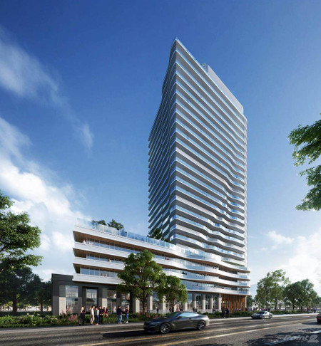 Universal City East Uce Condos 1496 Bayly St Pickering, Pickering